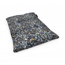 Fotoliu Units Puf (Bean Bags) tip perna, impermeabil, pietricele