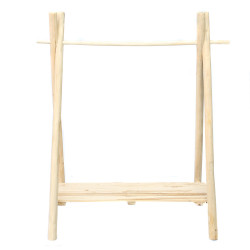 The Cloth Rack - Natural, ,