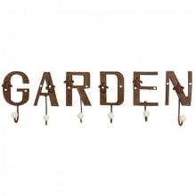 """Cuier fier """"Garden"""""""