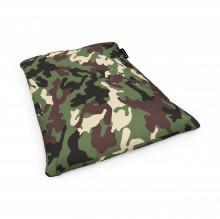 Fotoliu Units Puf (Bean Bags) tip perna, impermeabil, camuflaj armata