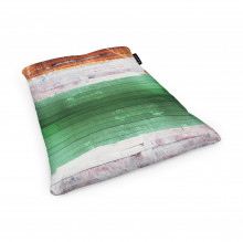 Fotoliu Units Puf (Bean Bags) tip perna, impermeabil, lemn vopsit