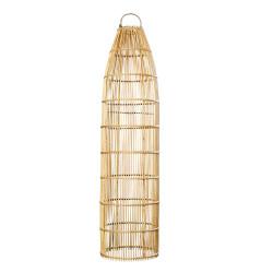 The Fish Trap Pendant - Natural - L, Bazar Bizar, L
