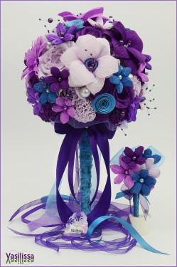 Slika Bidermajer TAŠA i cvet za njega