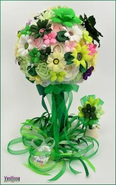 Bidermajer JELA  i cvet za njega