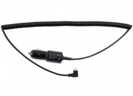Szivargyújtós töltő 10C-hez és PRISM-hez (Micro-USB B-típusú, 5V)
