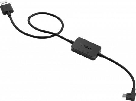 50R DUPLA CSOMAG alacsony profilú motorkerékpár kommunikációs rendszer (Mesh 2 + Bluetooth 5)