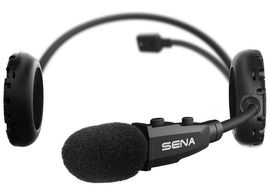SENA 3S-B Bluetooth sztereó kommunikációs szett nyitott vagy felnyitható állú sisakokhoz kép