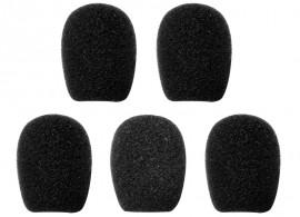 Szivacs készlet mikrofonra (5 db)