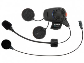 SENA SMH-5 Bluetooth sztereó kommunikációs szett univerzális mikrofon kittel