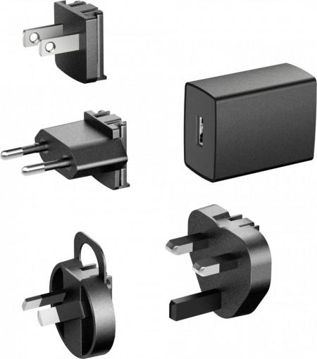 Hálózati töltő adapter (USB, univerzális)