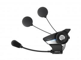 SENA 20S EVO Bluetooth 4.1-es HD hangminőségű kommunikációs szett SLIM hangszórókkal kép