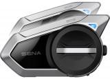 50S DUPLA SZETT motorkerékpár kommunikációs rendszer (MESH 2.0 és Bluetooth 5)