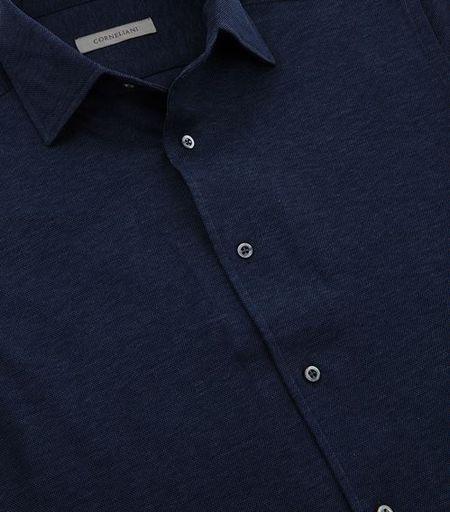 Cotton Piqué Shirts
