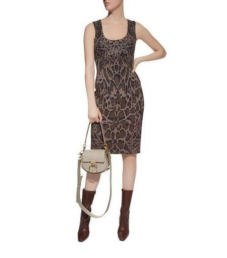Lynx Shift Dress