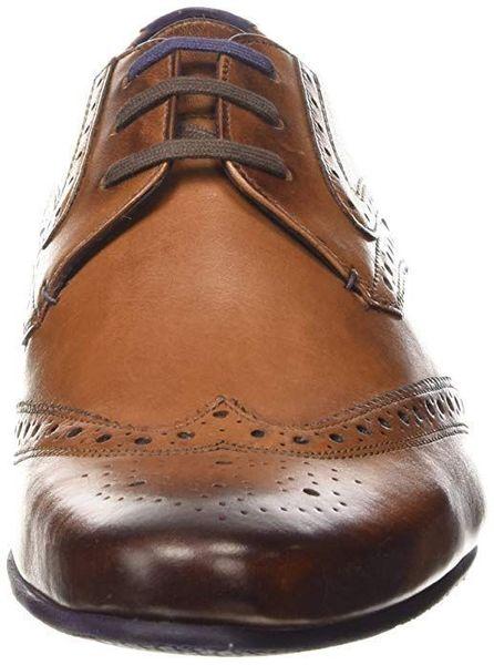 Men's Hann Derby Brogue Shoes