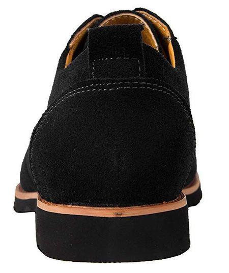 Men's Lace up Brogues Flats Shoes