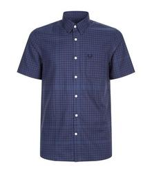 Tonal Gingham Shirt