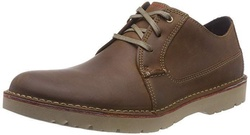 Clarks Men's Vargo Plain Derbys