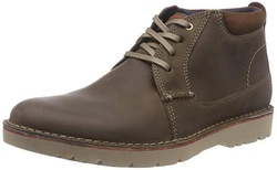 Clarks Men's Vargo Mid Derbys