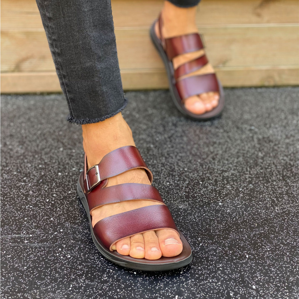 Sandale barbati, usoare si confortabile, ISAHAR