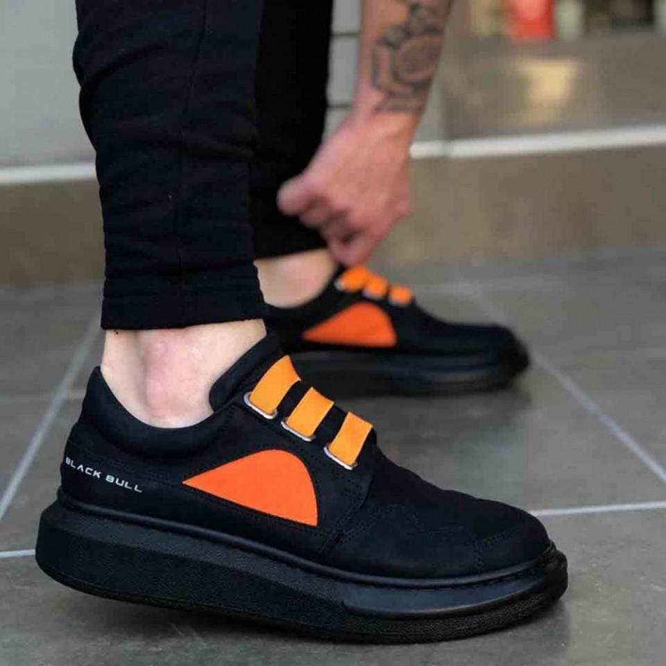 Pantofi sport barbati, super usor de incaltat, talpa antisoc, foarte elastica, interior confortabil, ISAHAR