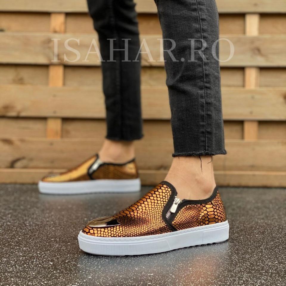 Pantofi sport barbati, un model premium pentru evenimente speciale, ISAHAR
