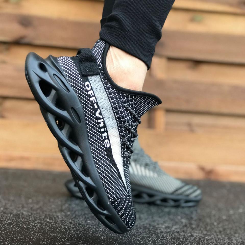 Pantofi sport barbati, negri, comozi, usori, cu siret, ideali pentru alergat