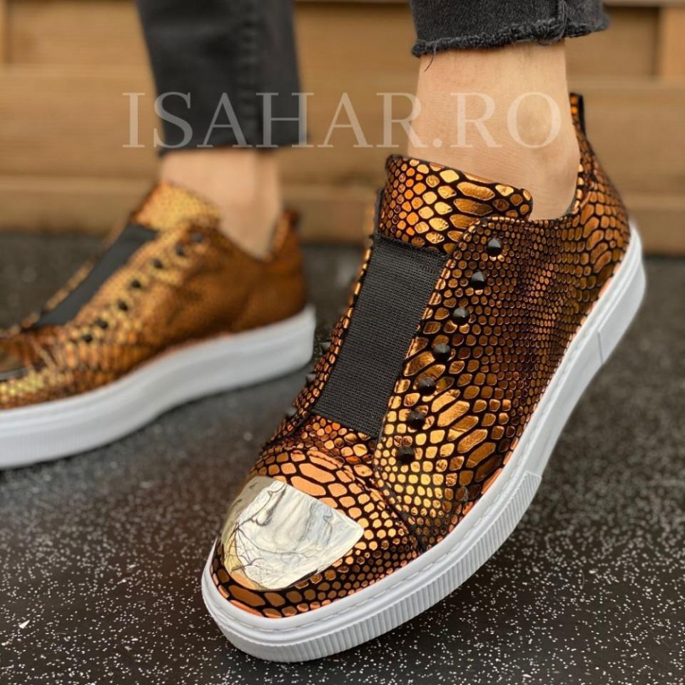 Pantofi sport barbati, premium pentru evenimente, ISAHAR