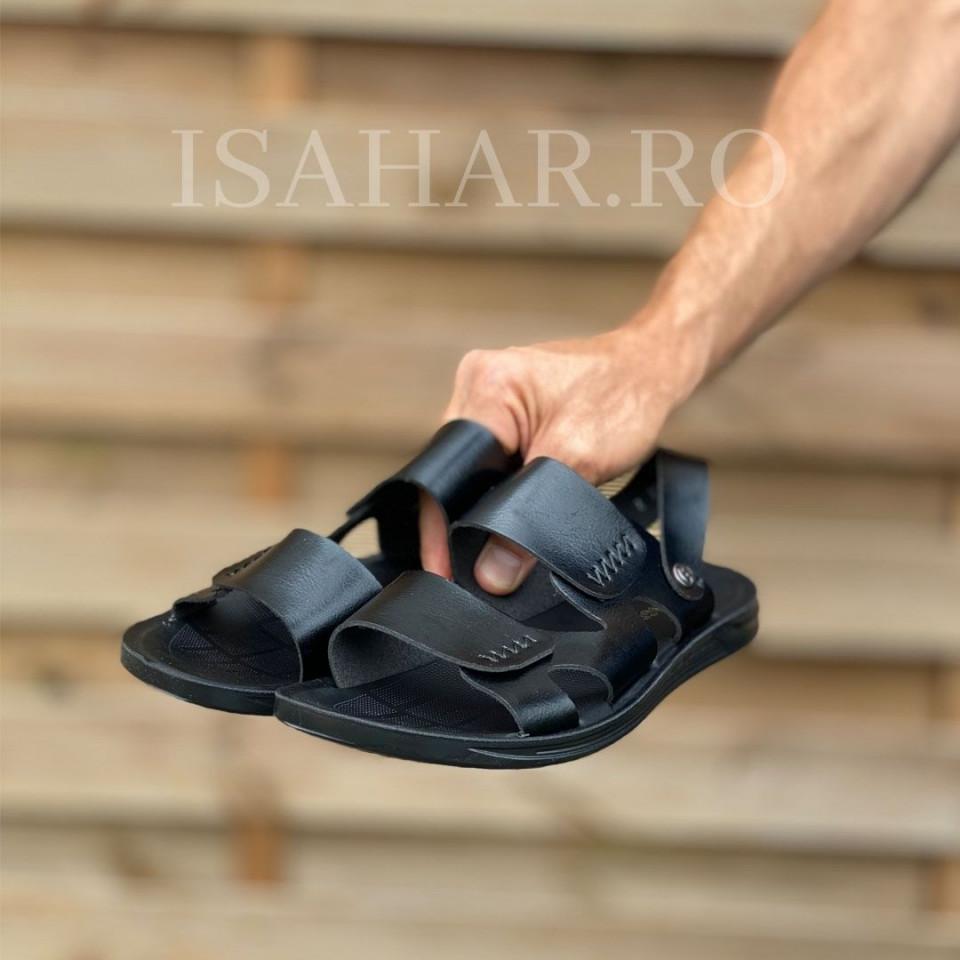 Sandale sport barbati, premium, model casual, ISAHAR