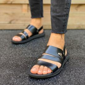 Sandale casual barbati, premium, model nou, ISAHAR