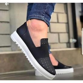 Pantofi sport barbati, pentru evenimente, usori si comozi, model cusut, ISAHAR
