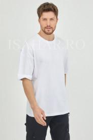 Tricou barbati BREEZY, casual, din bumbac premium, model super cool, Isahar