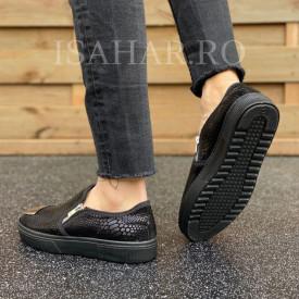 Pantofi sport barbati office, un model premium pentru evenimente, ISAHAR
