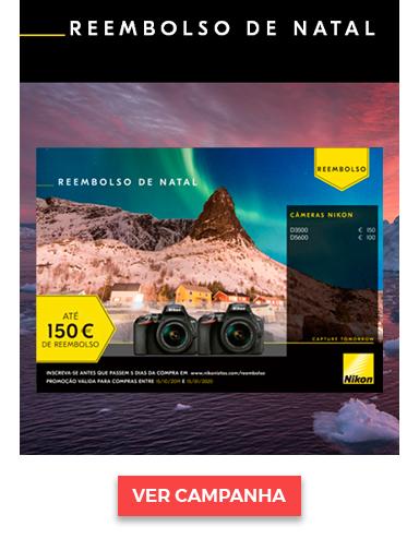 Nikon - Reembolso de Natal