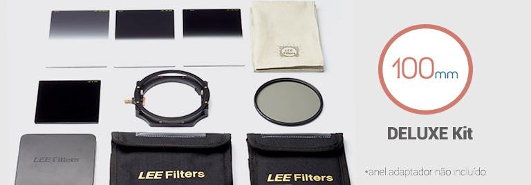 Filtros LEE Sistema 100mm - Loja de Fotografia e Vídeo