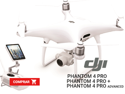 Comprar DJI Phantom 4 PLUS