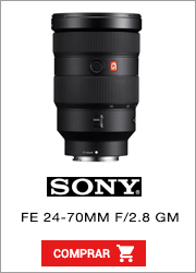 Comprar objetiva Sony FE 24-70MM F-2.8 GM