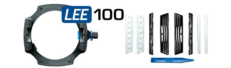 Suporte e Ferramenta de remoção de lâminas do Sistema LEE100