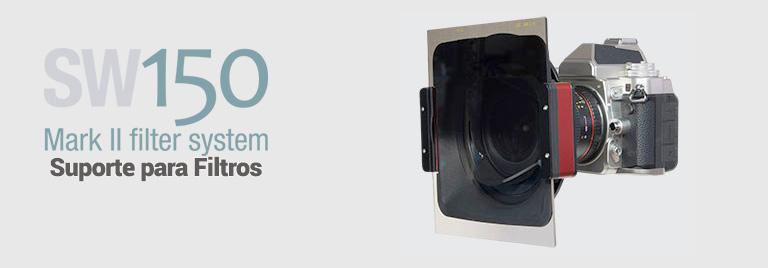 Suporte para filtros do Sistema LEE SW150