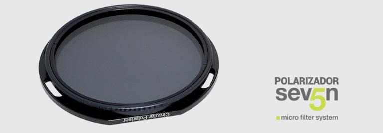 Polarizador Circular LEE Seven5