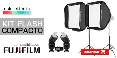 kit flash compacto Fujifilm
