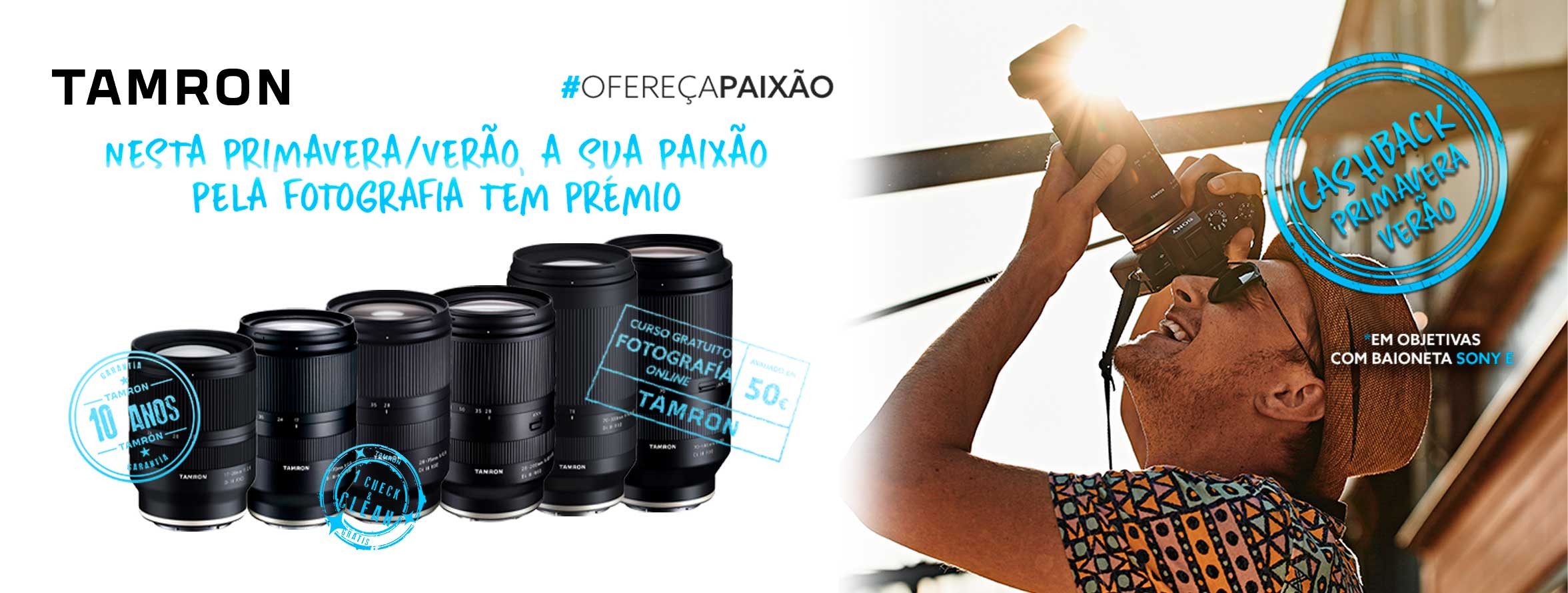 Tamron Promocoes | Coloreffects