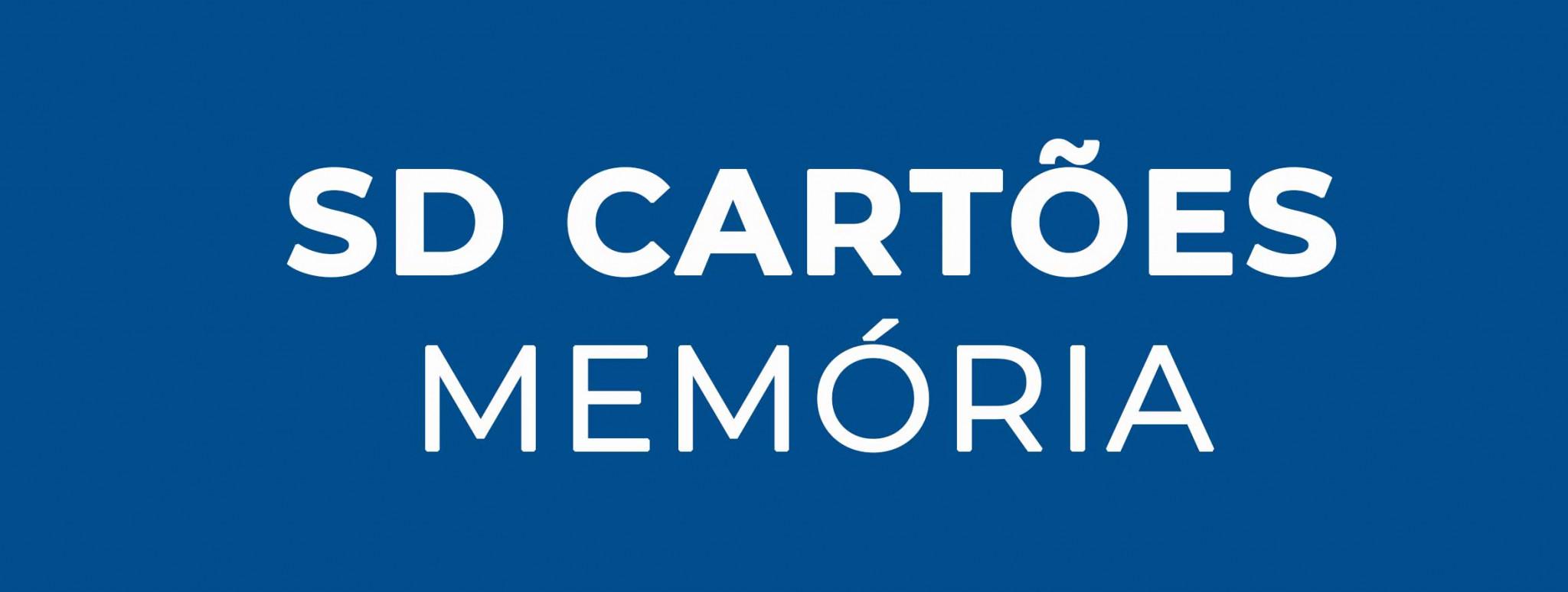 SD Cartões Memória