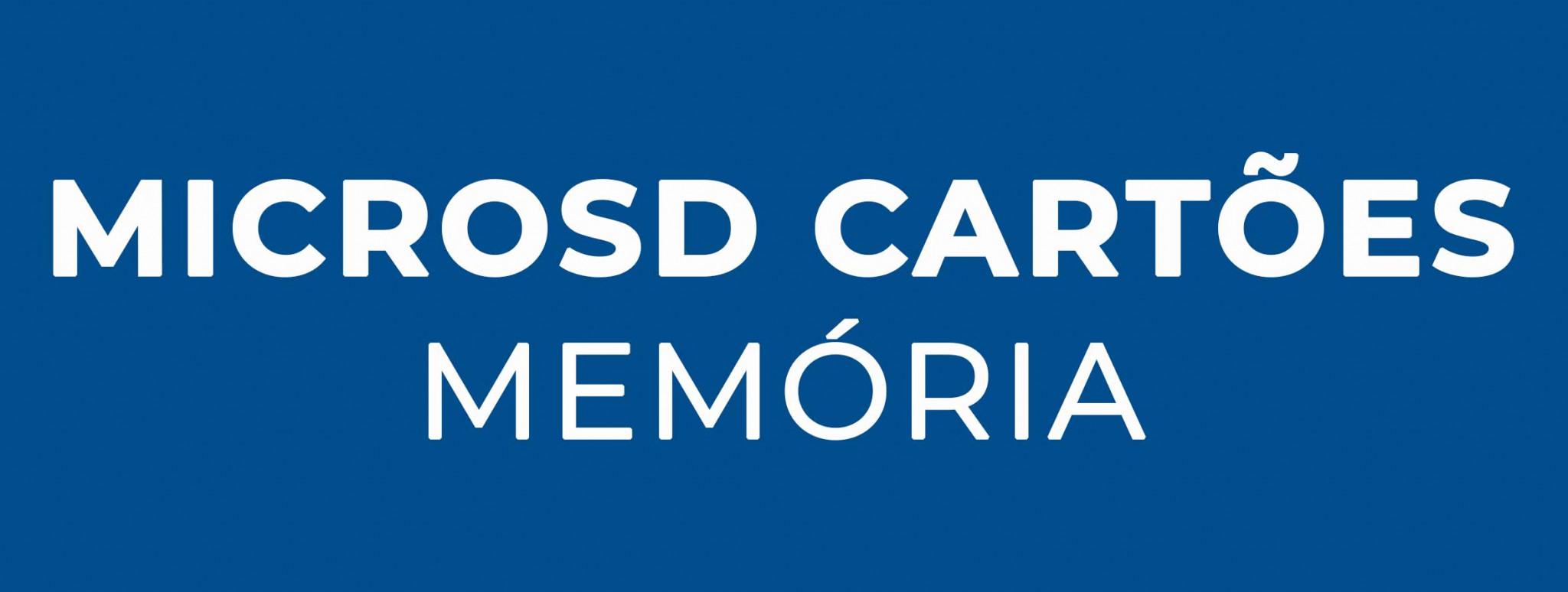 MicroSD Cartões Memória
