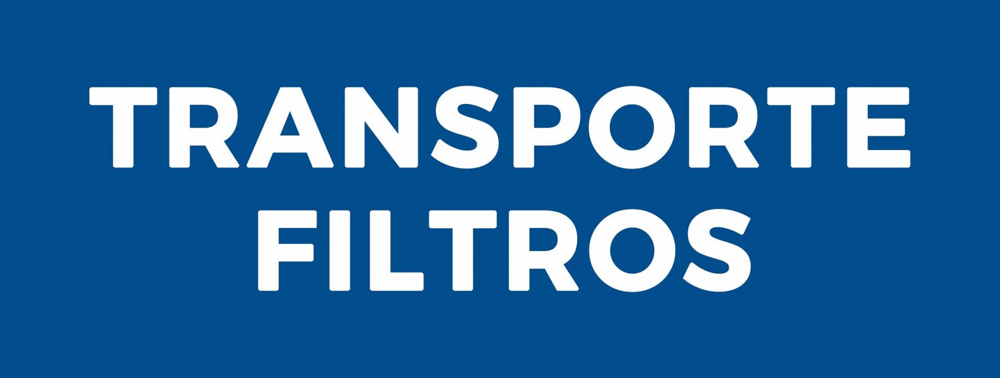 Transporte Filtros
