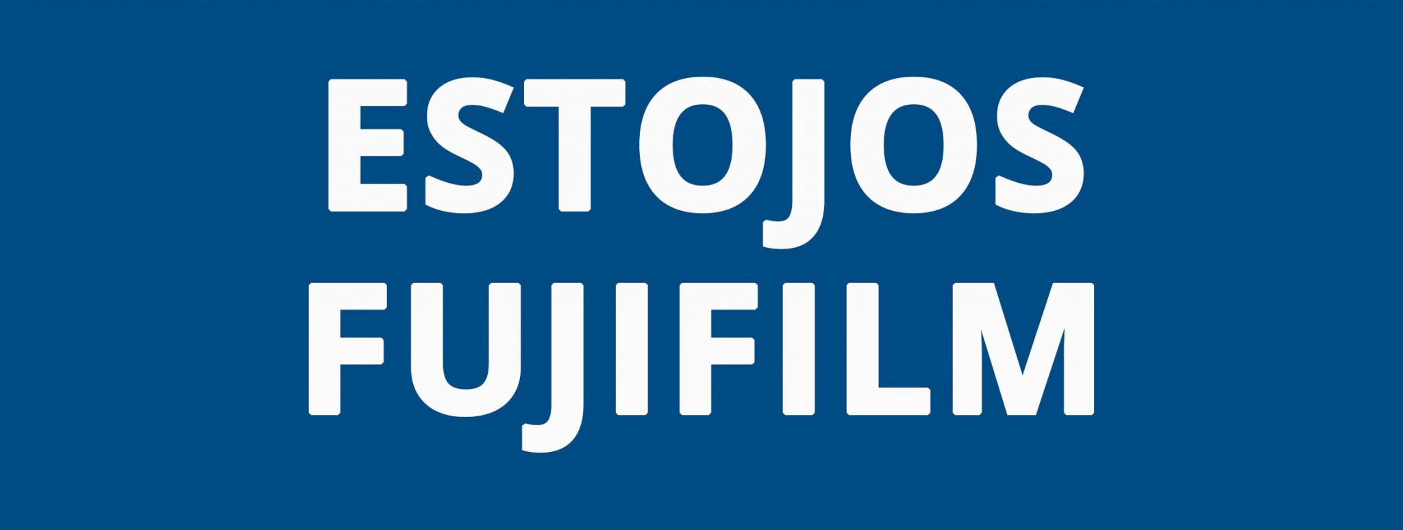 Estojos Fujifilm