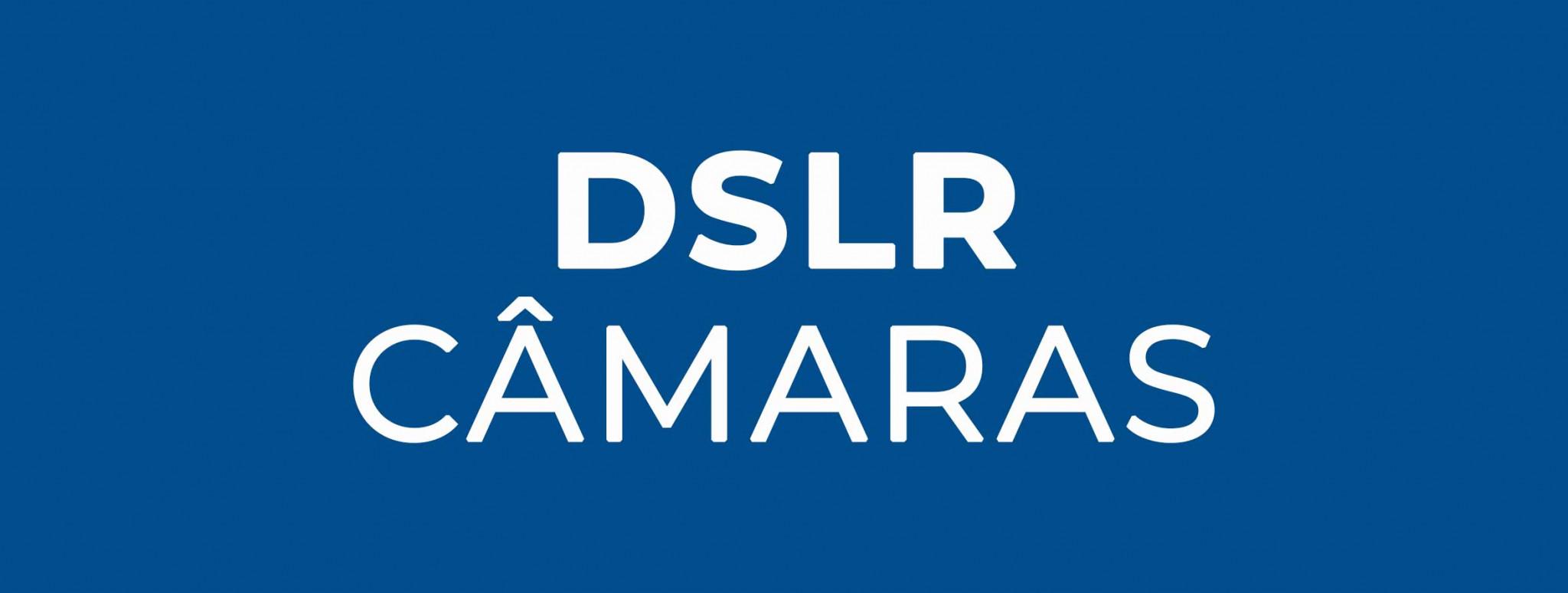 DSLR Digitais