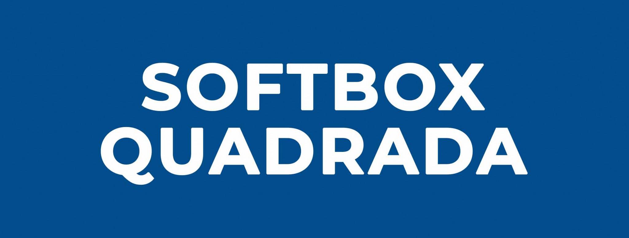 Softbox Quadrada
