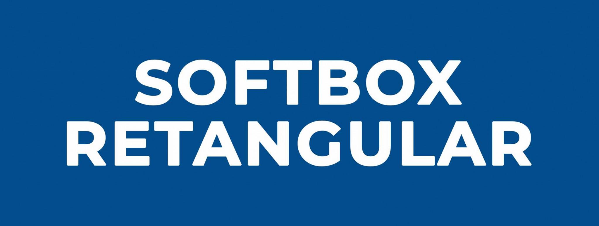 Softbox Retangular