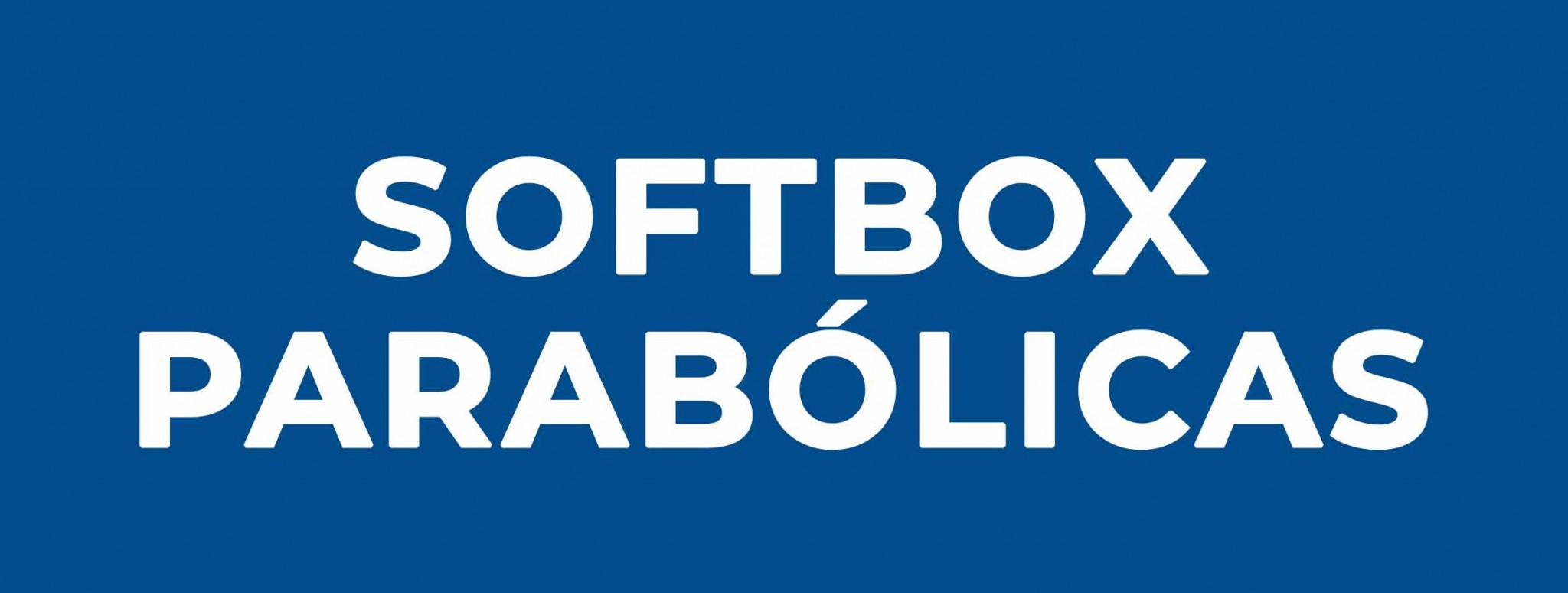 Softbox Parabólicas